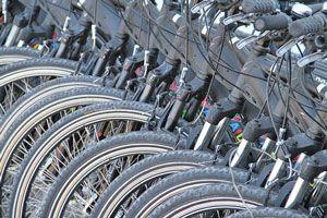 Ilustración de Tipos de bicicletas para elegir