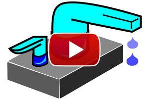 Cómo cambiar el cuerito de una canilla - Video
