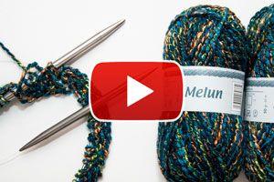 Cómo hacer el punto cadena para tejer a crochet - Video