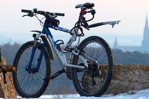 Ilustración de Mantenimiento de la bicicleta