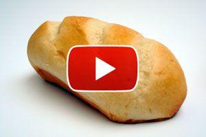Receta para hacer pan de cebolla casero. Ingredientes y preparación para hacer un pan saborizado con cebolla. Pan casero sabor a cebolla