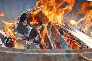 Cómo hacer Carbón Vegetal