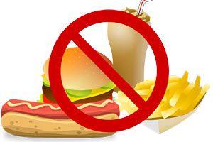 Ilustración de 6 Alimentos Artificiales que Debes Evitar