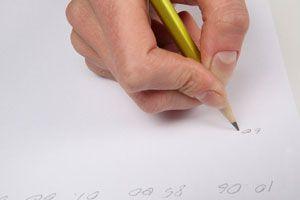 Ilustración de Cómo mejorar la caligrafía