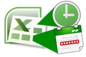 Cómo colocar fecha y hora en planillas de Excel