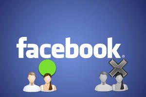 Cómo estar conectado sólo para algunos amigos en Facebook