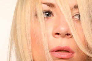 Cuidados para el cabello rubio