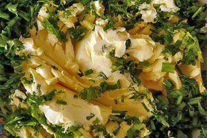 Cómo hacer mantequilla saborizada casera
