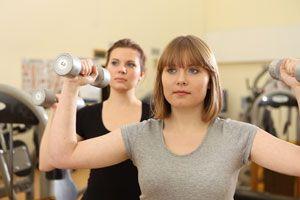 Consejos para hacer gimnasia sin riesgos