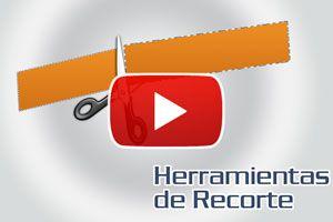 Cómo usar las herramientas de recorte en Corel - Video