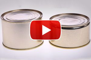 Cómo abrir una lata sin abrelatas - Video