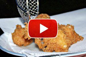 Cómo quitar el aceite de las frituras - Video