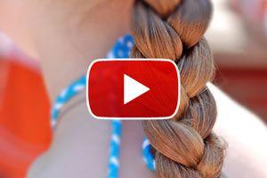 Cómo hacer una trenza - Video