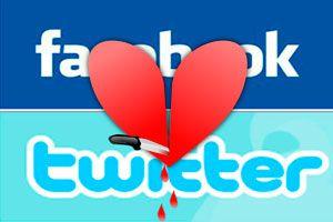 Cómo manejar una separación en las redes sociales