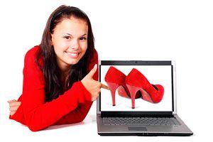 Ilustración de Sitios para comprar zapatos online