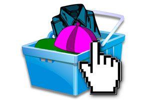 Ilustración de Sitios para comprar ropa por Internet