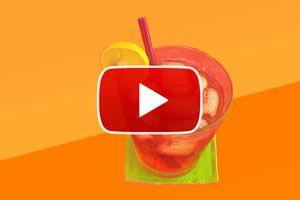 Cómo hacer el trago Americano - Video