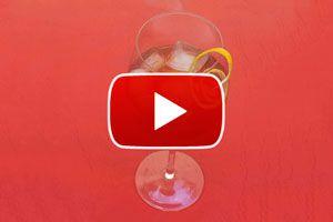 Cómo hacer el cóctel French Kiss - video