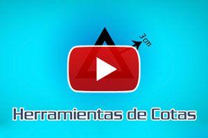 Ilustración de  Cómo usar las herramientas de cotas en CorelDraw - Video