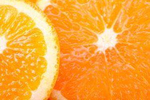 Ilustración de Propiedades de la naranja