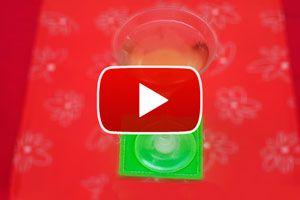 Cómo hacer el trago Cardinale - Video
