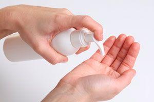 Cómo hacer gel de manos y ducha