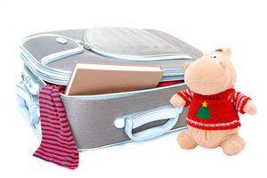 Cómo empacar para unas vacaciones con niños