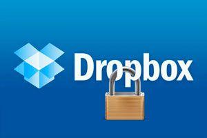 Cómo cifrar archivos en Dropbox