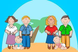 Cómo organizar vacaciones con otra familia