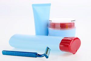Cómo hacer productos para afeitar caseros