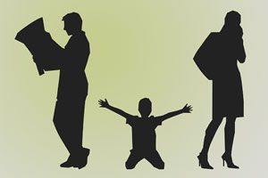 Cómo divorciarme sin dañar a mi hijo