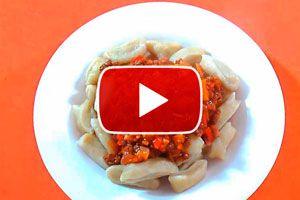 Receta para hacer salsa boloñesa. Como hacer salsa bolognesa. Receta original de salsa boloñesa. Ingredientes y preparación de la salsa boloñesa