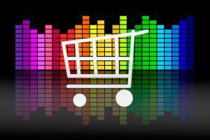 Ilustración de Cómo Elegir la Música para Comercios