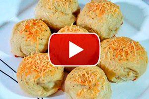 Ingredientes y preparación para hacer pan de queso casero. Como elaborar pancitos de queso caseros. Pan de queso hecho en casa