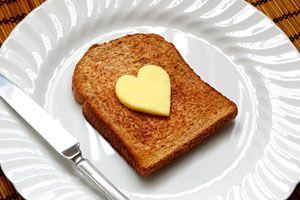 Ilustración de ¿Mantequilla o Margarina?: ¿Cuál Usar?