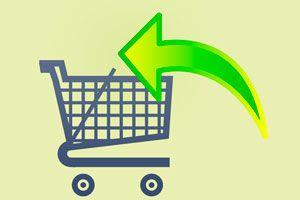 Guia para devolver un producto comprado por internet. Como regresar una compra online. Pasos para la devolución de una compra hecha por internet