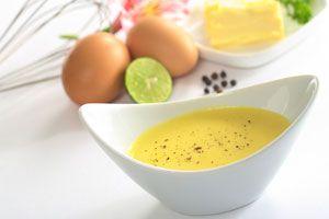 Cómo hacer Salsa de Mantequilla
