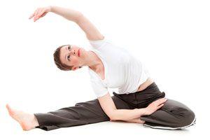 estiramientos para el dolor de espalda alta