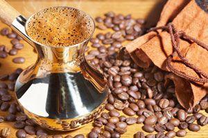 Receta para hacer cafe turco. guía para la preparación del café turco. Cómo se hace el cafe turco?