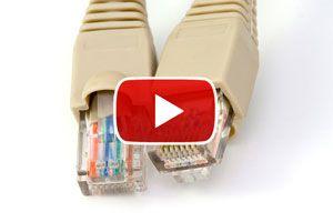 Ilustración de Cómo Hacer un Cable de Red