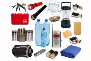 Ilustración de Cómo hacer un Kit de Emergencias Completo