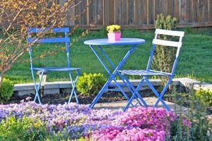 Consejos para elegir los muebles de jardín. Tips para elegir el mobiliario de jardín. Cómo elegir sillas y mesas de jardín