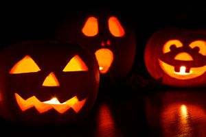 Lámparas de Calabaza Originales para Halloween