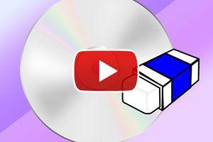 Pasos para borrar un cd o dvd regrabable. Cómo borrar un CD o DVD regrabable en Windows 7. Cómo borrar un CD RW