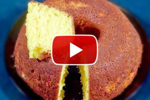 Cómo hacer una Torta de Mandarina en Licuadora