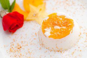 Cómo preparar gelatina de coco. Cómo hacer gelatina de coco natural. Receta para hacer gelatina de coco casera