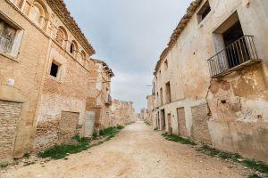 Ilustración de Turismo de Terror en España