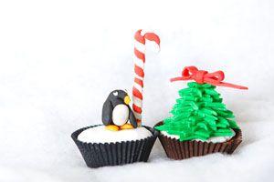Ilustración de Cómo Decorar Cupcakes