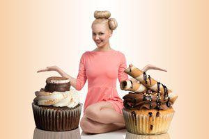 Cómo hacer un cupcake gigante. Receta para preparar un cupcake gigante. Cómo hacer cupcake gigante casero