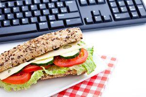 Cómo Comer Sano en el Trabajo